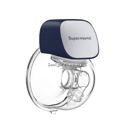Supermama Air Wearable Breast Pump (Hands-Free) 390G